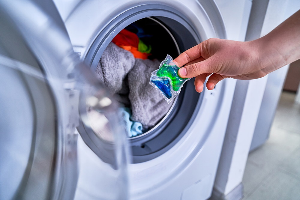 Jakie kapsułki do prania